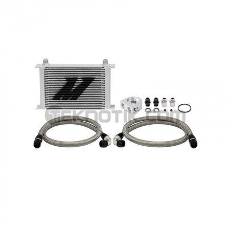 Mishimoto Universal Oil Cooler Kit 25 Row